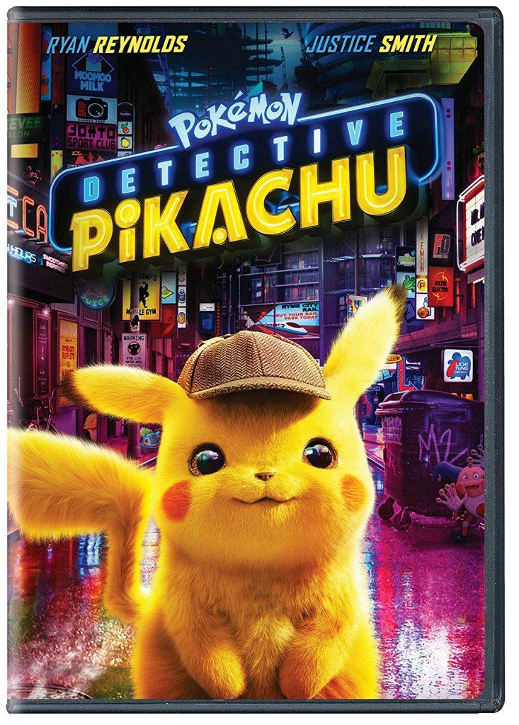 Pokemon : Detective Pikachu