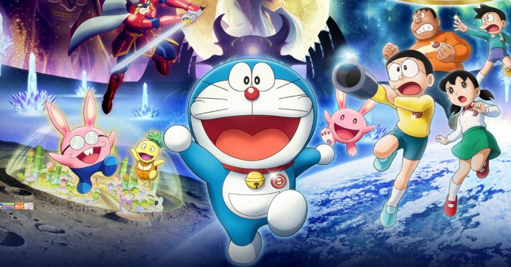 Doraemon : Nobita's Chronicle of The Moon Exploration